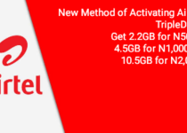 Airtel Triple Data New Activation Method