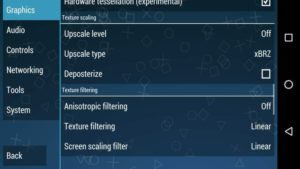 Best Texture Scaling And Filtering Settings