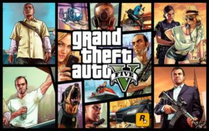 GTA 5 Apk Obb Data