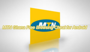 MTN Ghana Free Browsing Cheat Using AnonyTun VPN