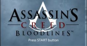 Assassins Creed Bloodlines PPSSPP Highly Compressed
