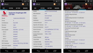 CPU-Z APK Android