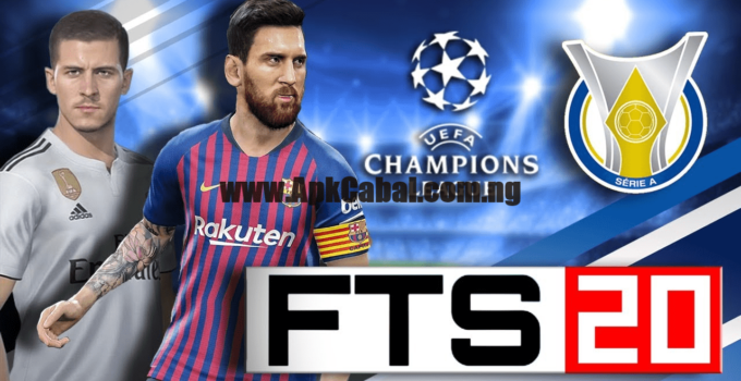 Download First Touch Soccer 2020 Mod