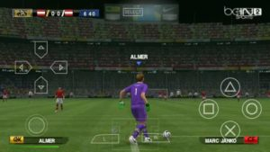 Download PES 2016 PPSSPP