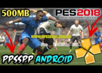 Download PES 2018 PPSSPP ISO Highly Compressed