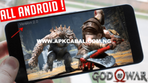 God Of War 4 Apk Android