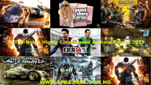 Highly Compressed Android Games Download