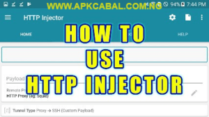 How to Use HTTP Injector