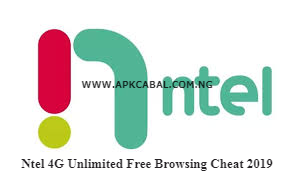Ntel 4G Unlimited Free Browsing Cheat Settings