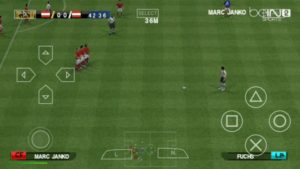 PES 16 PPSSPP Highly Compressed