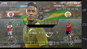 PES 2016 PPSSPP ISO
