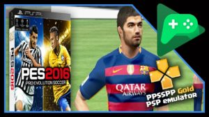 PES 2016 PPSSPP ISO English