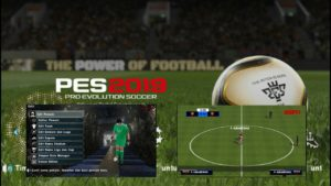 PES 2019 PPSSPP ISO