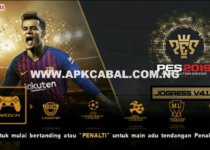 PES 2019 PPSSPP ISO Jogress