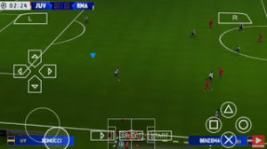 PES 2020 Iso PPSSPP