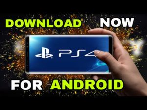 PS4 Emulator APK