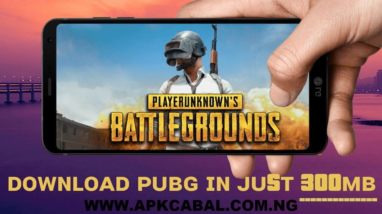 PUBG Mobile Highly Compressed Apk + Data 0 14 For Android