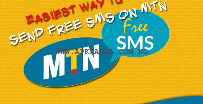 Send Free SMS On MTN