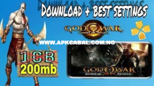 God of War Ghost Of Sparta PPSSPP