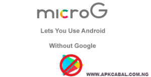 Microg YouTube Vanced APK