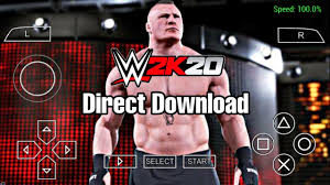 WWE 2K20 APK Download