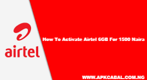 how to be eligible for airtel 6gb for 1500