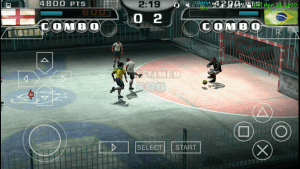 fifa street 2 psp cso download