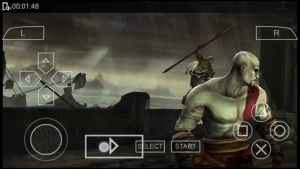god of war ghost of sparta ppsspp cso