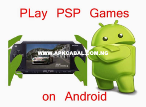 how to play psp game