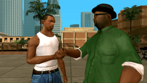 latest GTA San Andreas Mod APK