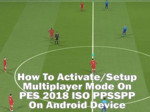 multiplayer ppsspp mode