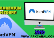 nordvpn premium account
