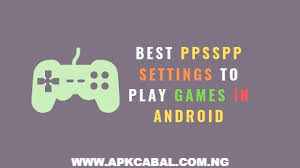 psp games best settings