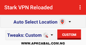 stark vpn reloaded cheat