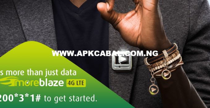 9mobile moreblaze 650mb