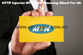 HTTP Injector MTN Free Browsing Cheat For South Africa