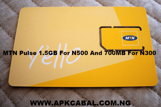 [Image: MTN-Pulse-1.5GB-For-N500-And-700MB-For-N300.png]