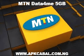 Mtn 5GB For N1000