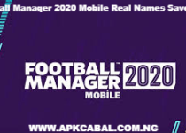 football manager 2020 mobile real names
