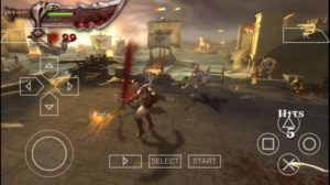 god of war chains of olympus ppsspp highly compressed