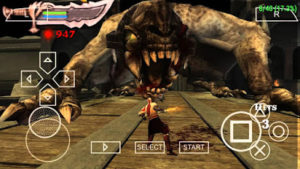 god of war chains of olympus ppsspp settings