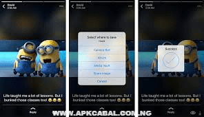 how to save whatsapp status video and pictures on iphone