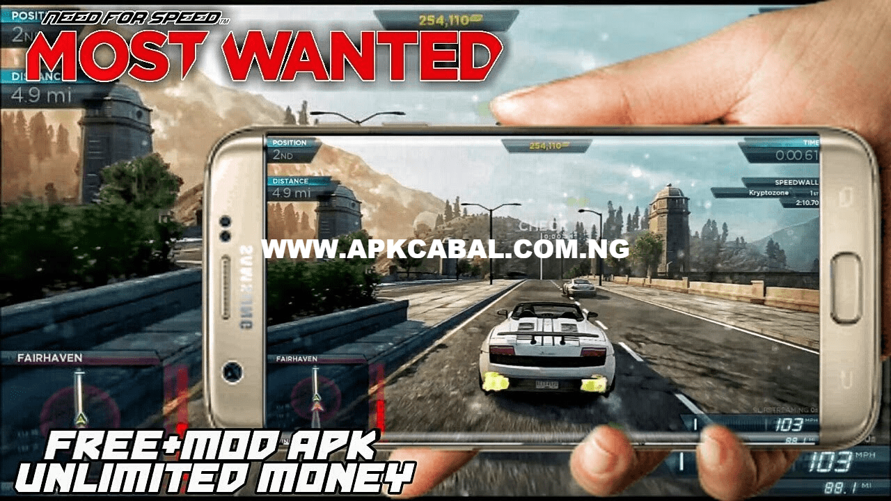 Download Need For Speed Most Wanted Mod Apk Obb 1 3 128 For