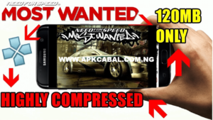 Download Need For Speed Most Wanted PPSSPP Highly ...