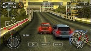 need for speed most wanted ppsspp android