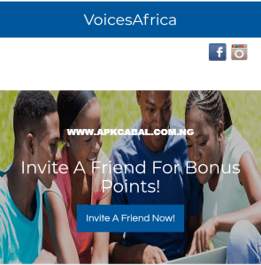 voicesafrica program