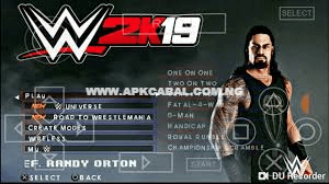 wwe 2k19 apk download