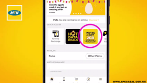 how to get mymtn app 2gb free data
