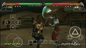 mortal kombat unchained ppsspp cheats