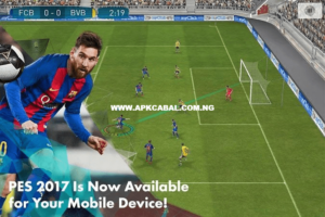 pes 2017 apk obb download